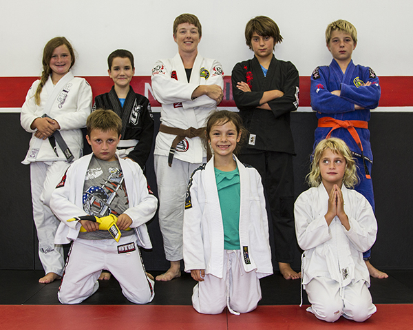 Womens & Kids Jiu-Jitsu Instructor - Jessica Ralph