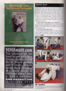 Eduardo Telles Grappling Magazine part 6