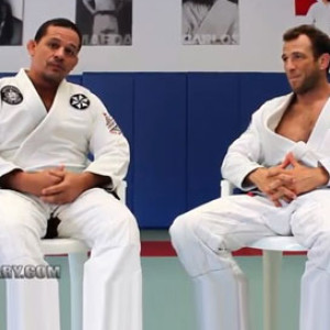 Saulo Ribeiro Interviews Eduardo Telles for BJJ Library