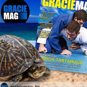 Gracie Mag Cover Brazil - Featuring Turtle Guard