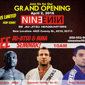 New Location Grand Opening & Free Seminar