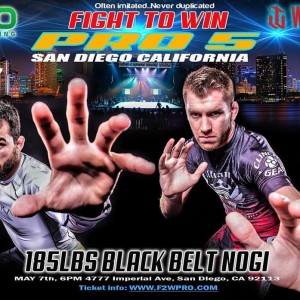 Don't Miss Fight to Win 5! San Diego!