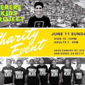 Terere Kids Project Charity Event